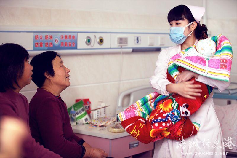 妇产科护士的一天 诸城市妇幼保健院